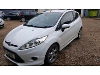 2010 Ford Fiesta 1.6 Zetec S 3dr 3 door Hatchback