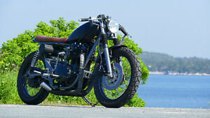 XS650 cafe racer $3200