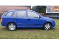 Skoda Fabia 1.4 16v auto Classic Estate PX Swap Anything considered