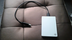 2tb Hard Drive for $100 obo!
