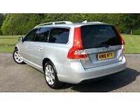 2016 Volvo V70 D3 (150) SE Lux 5dr Geartronic Automatic Diesel Estate