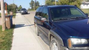 2003 Chevrolet Blazer LTZ SUV, Crossover
