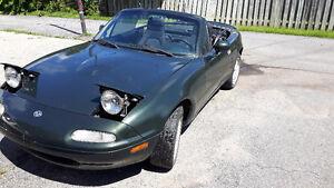 1997 Mazda MX-5 Miata urgent