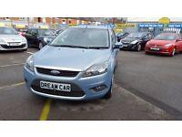 Ford Focus 1.8 TDCI 115 TITANIUM (blue) 2008