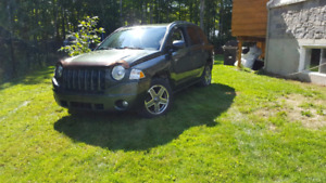 Jeep compass north édition awd