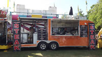 2014 Concession Trailer $35,000