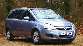 Vauxhall/Opel Zafira 1.9CDTi ( 120ps ) auto 2010MY Design