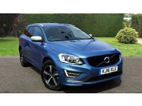 2016 Volvo XC60 D5 (220) R DESIGN Lux Nav AWD Automatic Diesel 4x4