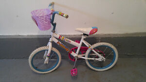 "Girls Bicycle with 15"" wheels"