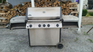 Large Napoleon Stainless Steel BBQ, Propane