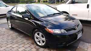 2006 Honda Civic Cpe LX MT LOW KM