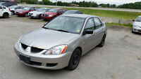 2004 Mitsubishi Lancer **Air works** **Summer and Winter tires!!