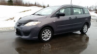 2008 Mazda 5, 6 passenger, great on fuel!!