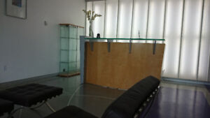 high end office/warehouse for rent
