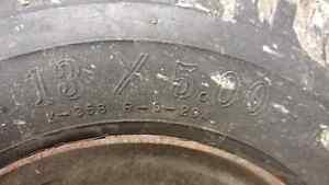 Snowblower Tires