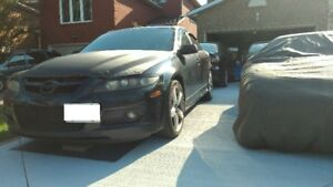 2x Mazdaspeed 6's for sale package deal