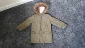 Age 5 Shower Resistant Joules Boys Parka Coat
