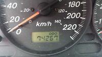 2001 Mazda Protege Berline