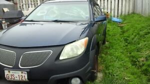 05 Pontiac  vibe for parts