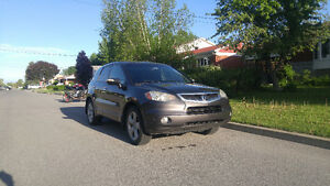 2009 Acura RDX SH-AWD Tech package VUS