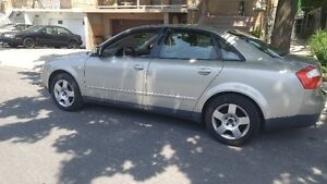 2002 Audi A4 4X4 4CYL A/C ICE COLD Sedan