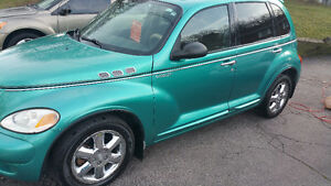 2004 Chrysler PT Cruiser Limited - Sold with safety and Etest