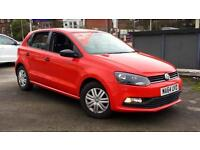 2014 Volkswagen Polo 1.0 S 5dr Manual Petrol Hatchback