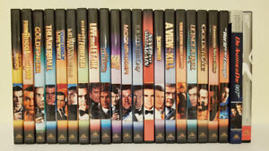 James Bond Movie Collection on DVD for Sale