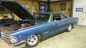 1965 Pontiac Parisienne Project for Sale or Trade