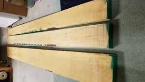 Maple wood boards