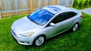 À qui la chance!Ford Focus Titanium 2015