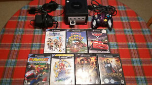Gamecube and Games!