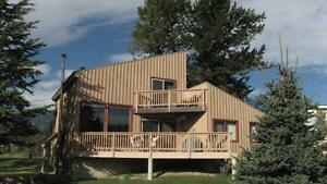 Invermere! 4 Br Home/Winter Holidays!Ski Panor/Fairmont!Kick Hor