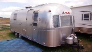 25' Airstream Tradewind, Land Yacht