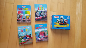Thomas and Friends book box set: ABCs, numbers, colours, 4 books