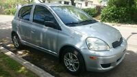 2005 Toyota Echo Berline manual super clean