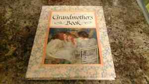Grandmother's Book -A must for any grandmother