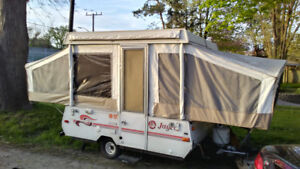 New Price ~ Tent Trailer for Rent