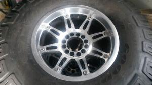 tire band rims