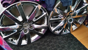 """18"""" Rims from a Ford Edge"""