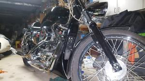 Harley Davidson Custom 1200cc 2004