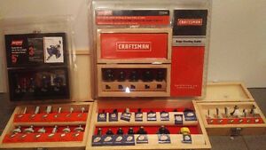 Tool Set Sale: DRILL BIT / WRENCH / ROUTER / ALLEN KEY SETS Kitchener / Waterloo Kitchener Area image 5