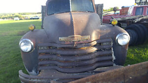 1953 chev two ton