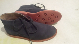 Leather shoes worn once