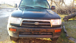 1997 Toyota 4Runner 4 cylinder SUV, Crossover rare to find