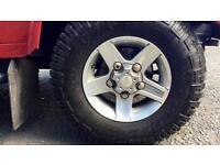 2014 Land Rover Defender DEFENDER 110 XS TD D/C Manual Petrol Estate