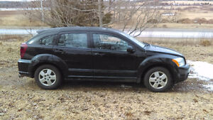 2007 Dodge Caliber, $1000 or trade for truck or fourwheeler etc.