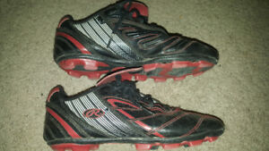 Size 3 Soccer cleats