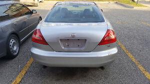 2003 Honda Accord EX-L Coupe (2 door)