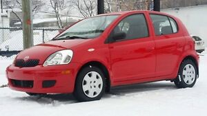 2005 Toyota Echo LE Berline